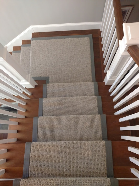 Gorgeous Stair Runners And Carpet   Solid Color Stair Runners   Non Slip   Rectangle   Rubber Backed   Modern Stair   Flooring