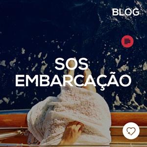 SOS embarcação