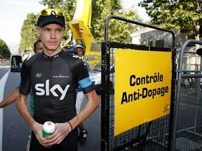 Froome é investigado desde setembro pela UCI
