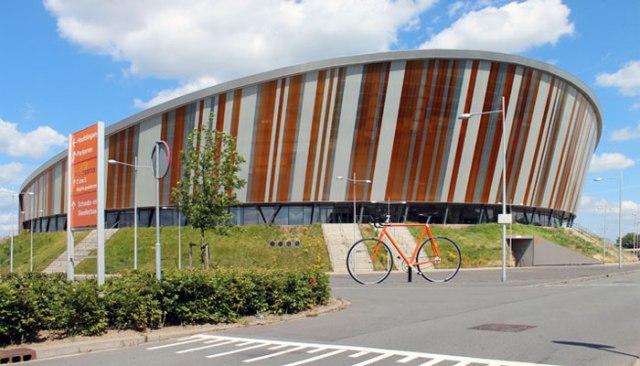 Programação do Mundial de Ciclismo de Pista em Alperdoorn