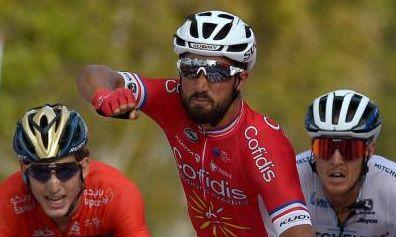 Nacer Bouhanni venceu sprint na Vuelta!