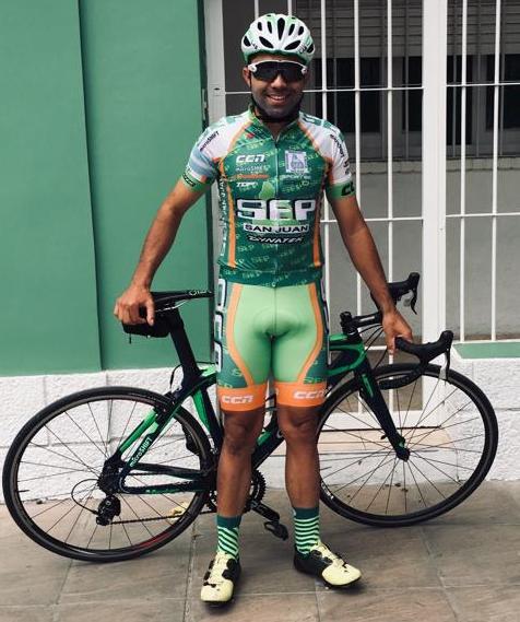 Magno Prado Nazaret correrá temporada pela SEP San Juan