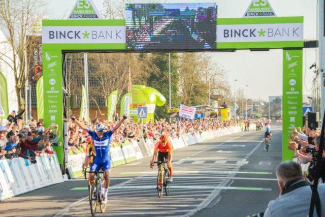Stybar da Deceuninck vence nos Flandres a mini Ronde!