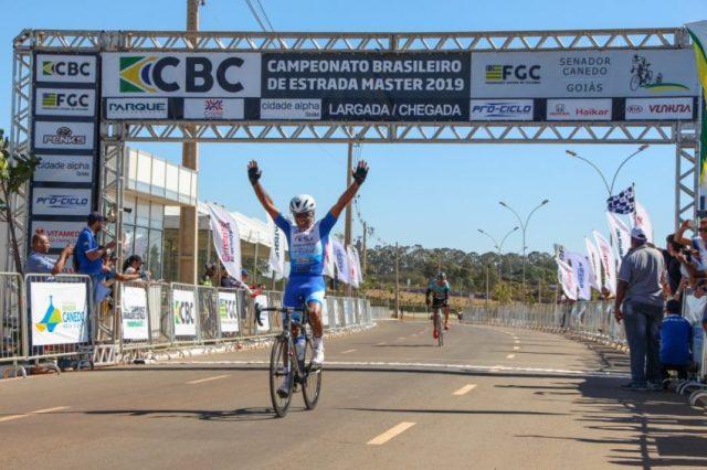 Campeonato Brasileiro Master de Ciclismo bate recordes em Goiás
