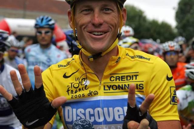 Deus e o diabo na Terra do Sol: Lance Armstrong