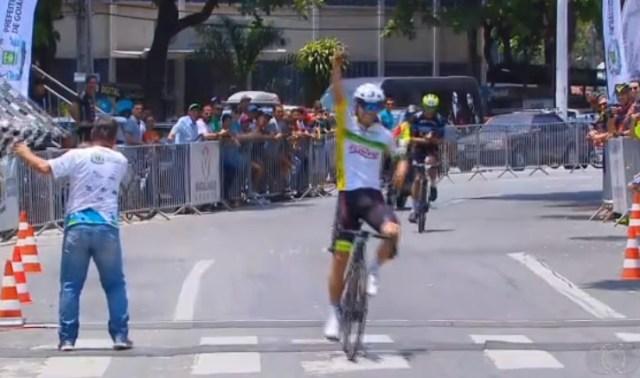 Igor Molina da Funvic vence Desafio Internacional de Ciclismo