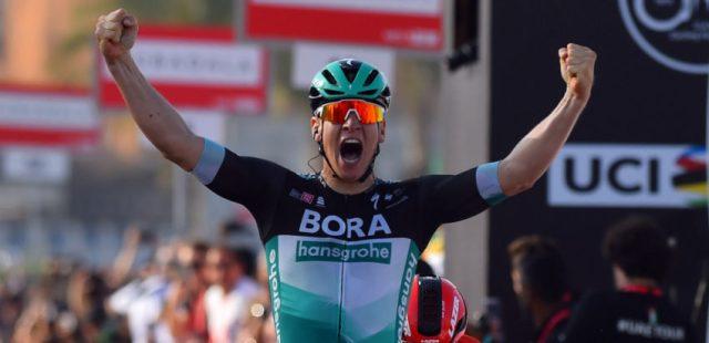 UAE Tour começa com vitória de Ackermann