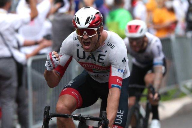 Alexander Kristoff é o primeiro vencedor do Tour de France 2020