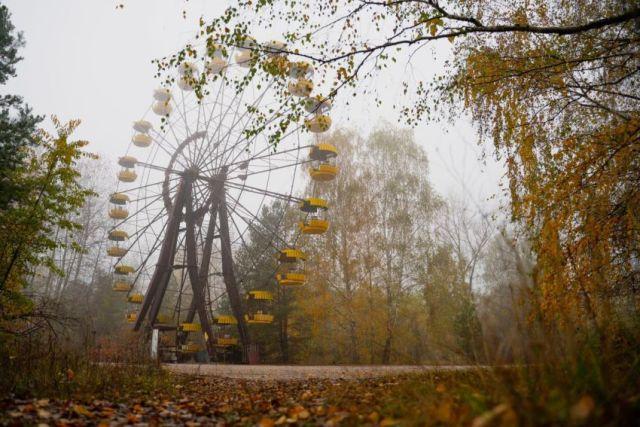 Ucrânia abre ciclovia ao redor de Chernobil!