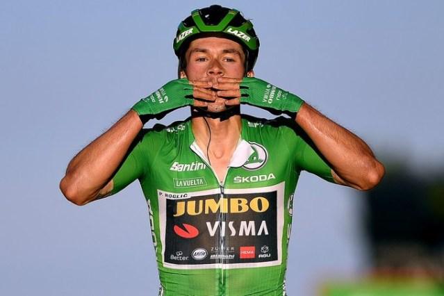 Primoz Roglic vence na Vuelta!