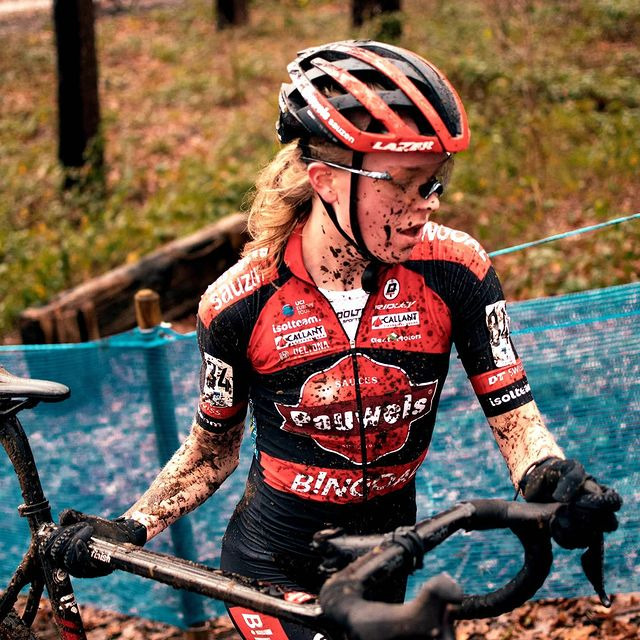 Fem Van Empel Cyclocross | Foto Lotie Photography