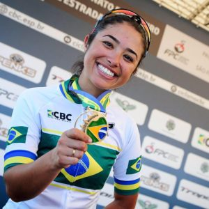 Talita Luz Oliveira, campeã Sub23 Brasileira em 2019 | Foto CBC