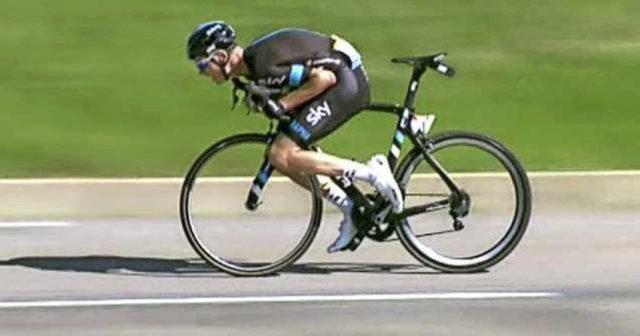 Regras, UCI melhora barreiras, bane posição Froome