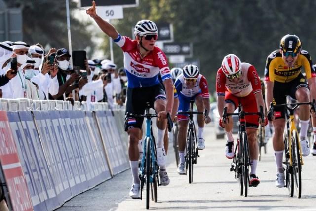Mathieu Van der Poel vence a prova dos UAE