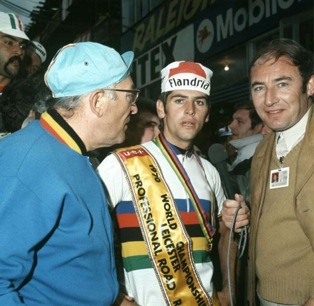 Jean-Pierre Monseré, o único que morreu vestindo a camisa arco-íris