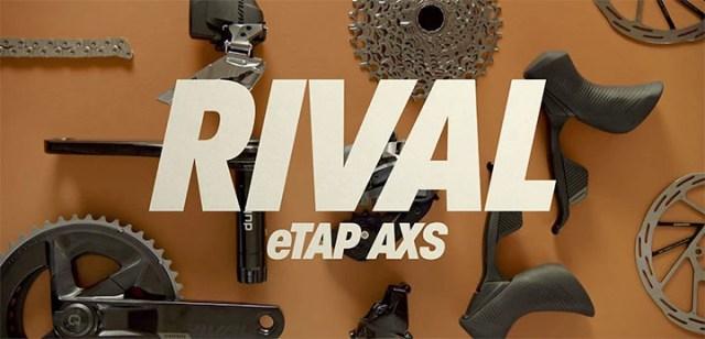 Sram inova na linha Rival eTap AXS
