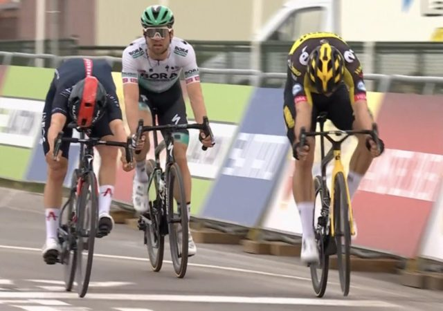 Wout van Aert vence Amstel Gold Race | Captura TV