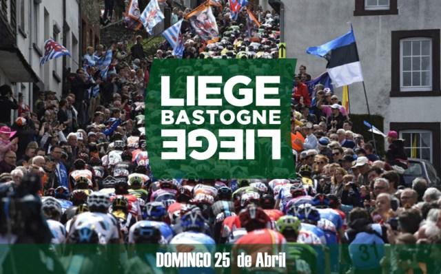 Liege Bastogne Liege 2021 Poster