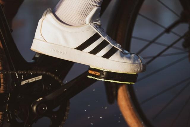 Pedal Plataforma Look Grip - Pelote Ciclismo -