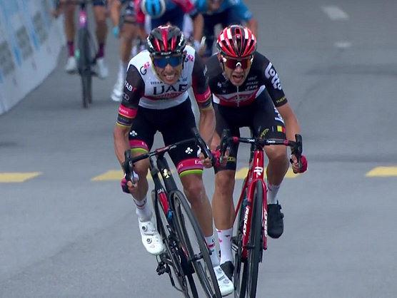 Andreas Kron vence após punição a Rui Costa no Tour de Suisse!