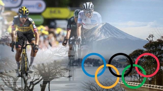 O Ciclismo nos Jogos Olímpicos de Tóquio!