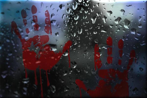 Blutige Hände - pelzblog