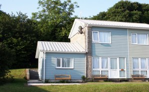 Holiday accommodation at Freshwater Bay Holiday Cottages