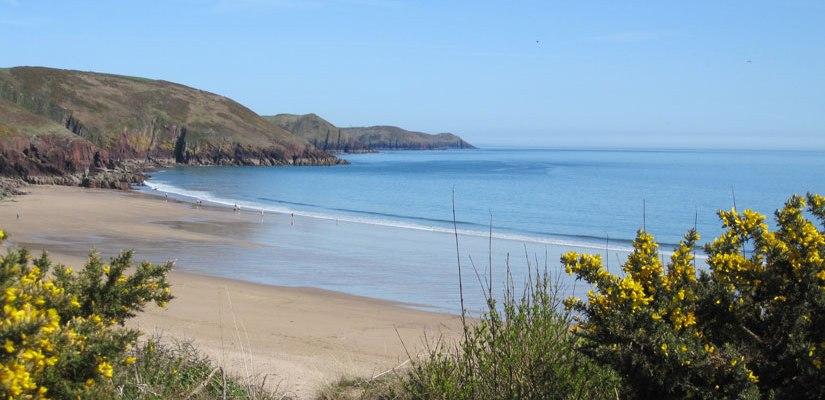 Freshwater Bay Pembrokeshire