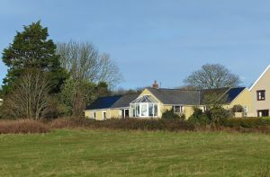 Holiday Cottage to let at Stackpole Village