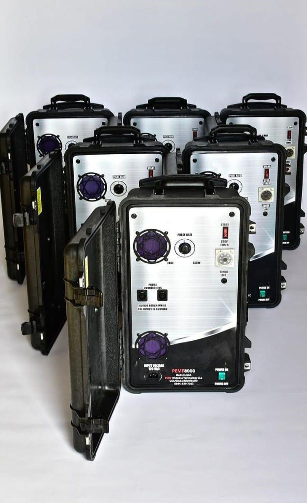 Shop PEMF 8000 | Affordable PEMF Devices | PEMF Systems for Sale