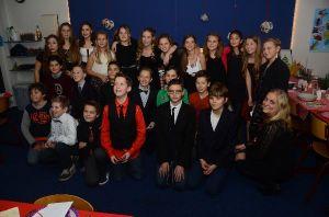 Kerstdiner RVS 2014