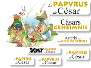 AsterixPapyrusVanCaesar