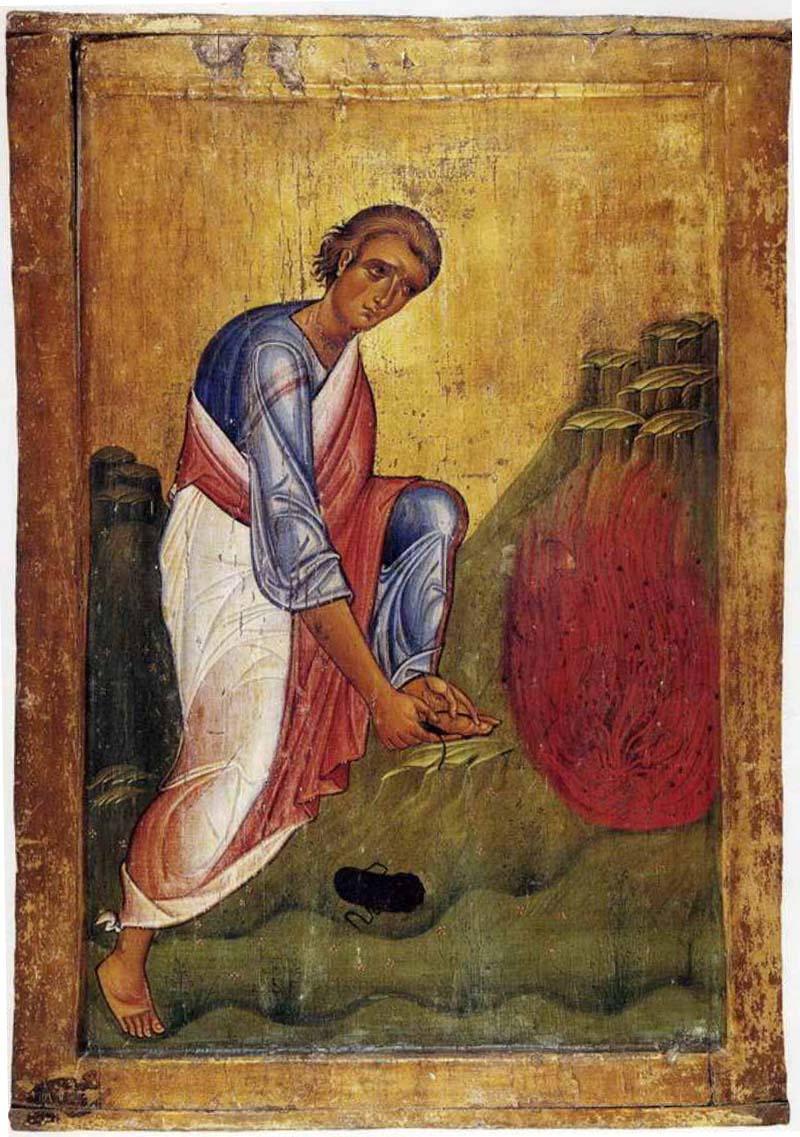 Αποτέλεσμα εικόνας για ο προφητης μωυσης