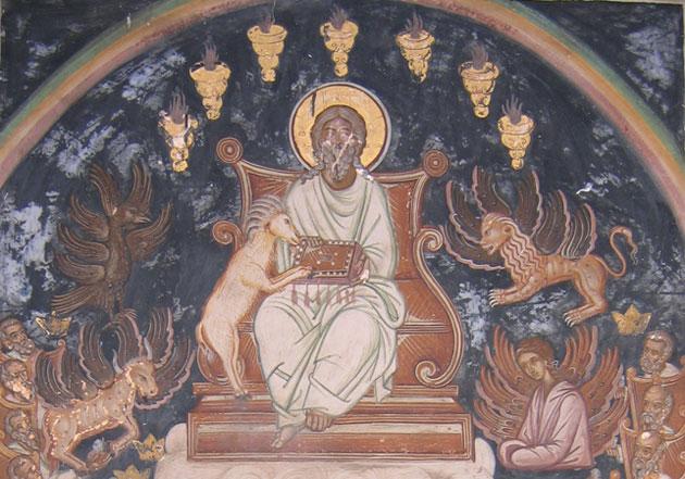 Αποτέλεσμα εικόνας για Τι συμβολίζουν τα τέσσερα ζώα της Αποκάλυψης;