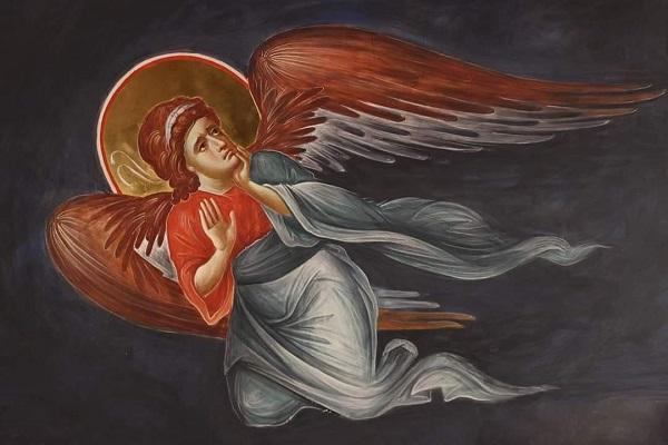 Αποτέλεσμα εικόνας για Περί της δημιουργίας των Αγγέλων