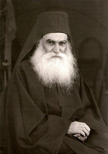Povestea fotografiei părintelui Efrem Katunakiotul | PEMPTOUSIA