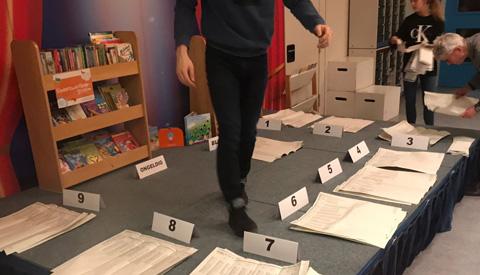 Nieuwegein doet mee met experiment 'Centraal stemmen tellen'