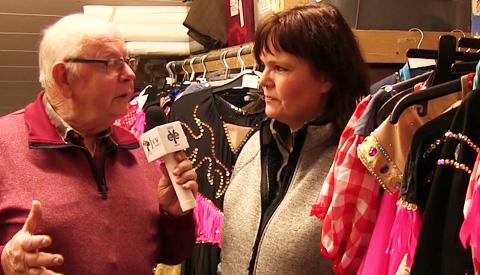 Video: Achter de schermen bij de organisatie van de 21ste KRC Kerstrolschaatsshow