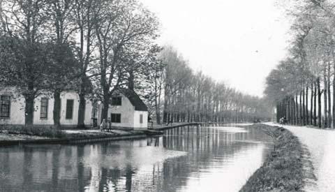 Toen & Nu: 'Boerderij Warsenhoeck'