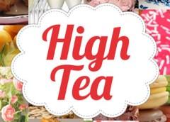 Winter mini High Tea op Buurtplein Zuid