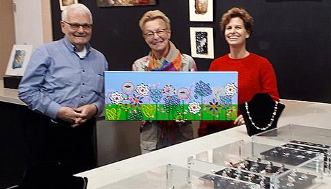 KunstGein Expositie: 'Kunstrijk Vianen' in Nieuwegein
