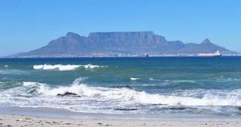 subir a Table Mountain