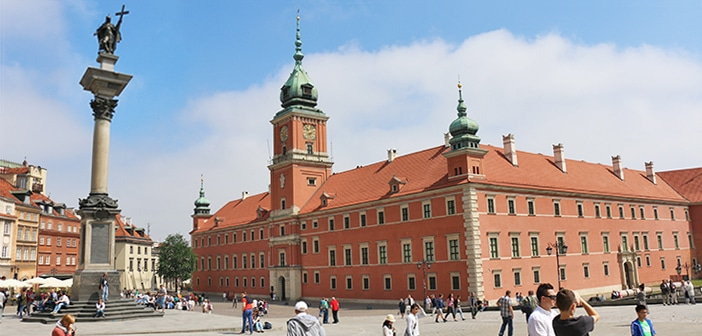 Um passeio pela Cidade Velha de Varsóvia