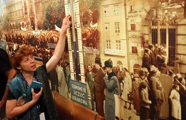 O Museu Schindler e os judeus de Cracóvia