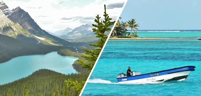 Canadá e Colômbia são os melhores destinos para 2017