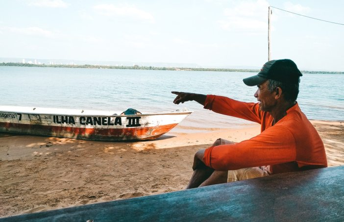 Ilha do Canela