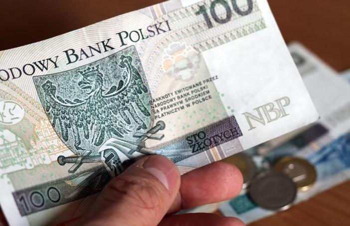Dinheiro na Polônia