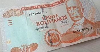 Dinheiro na Bolívia: câmbio, saques e cuidados