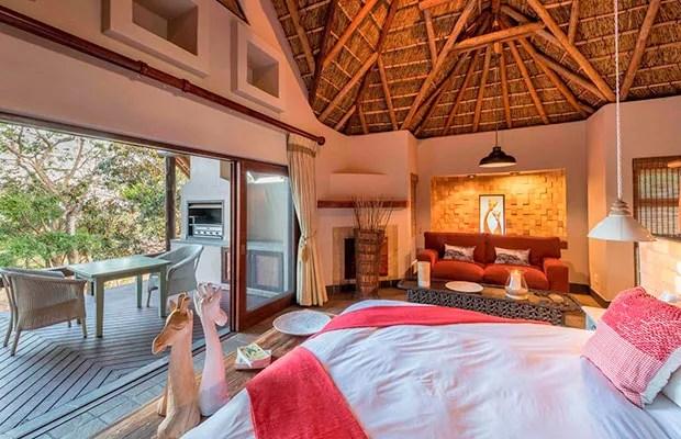 Onde se hospedar no KrugerNational Park