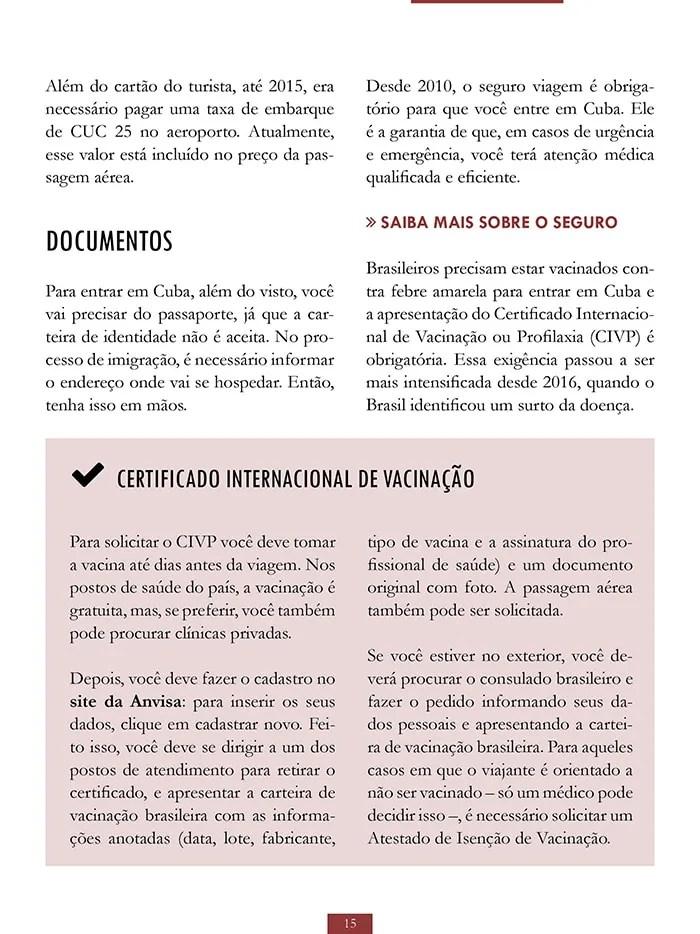 Guia de Cuba: todas as informações para sua viagem